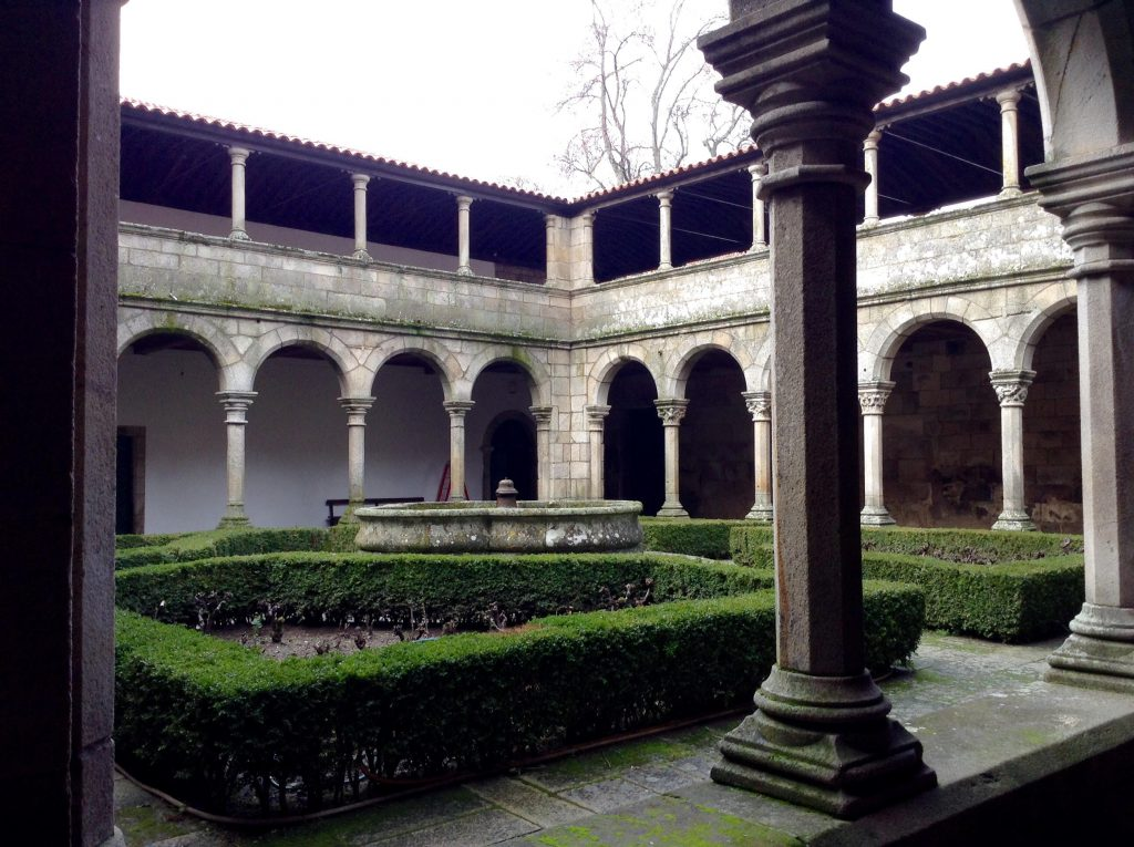 claustro catedral lamego