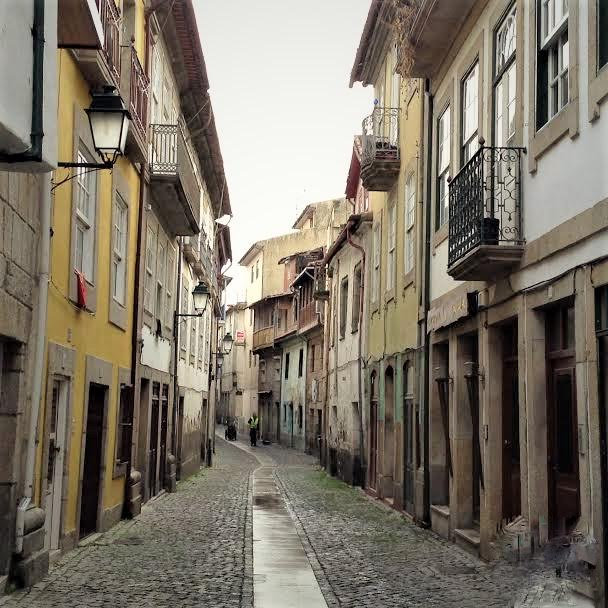 Chaves. Callejuelas
