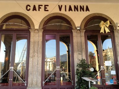 Vianna Cafe, Braga. Pza Republica