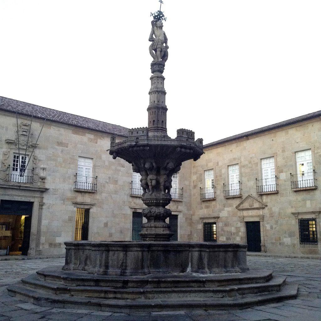 Rectorado Universidad de Minho Braga