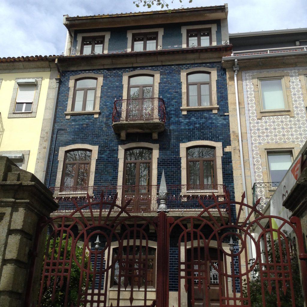 Casa Azul Jardin