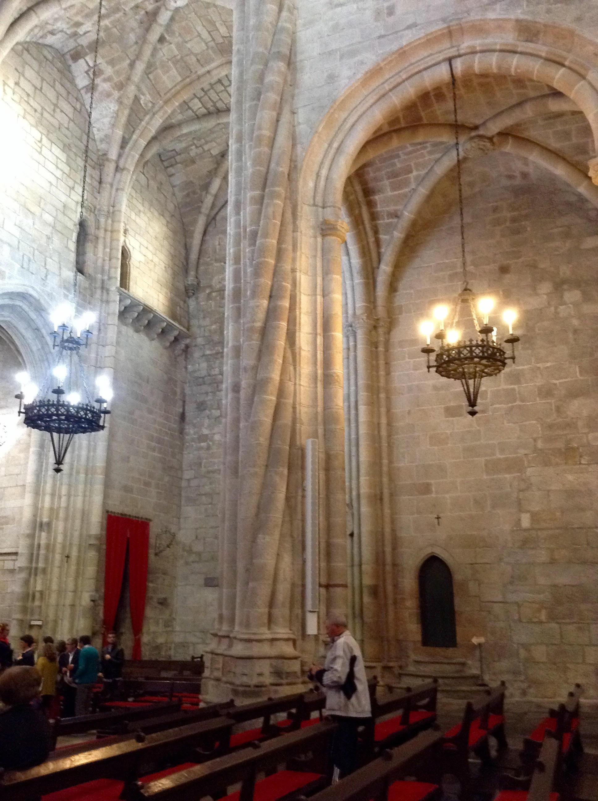 catedral columna retorcida 1