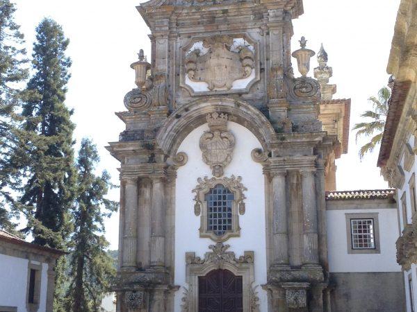 Viaja a Portugal, Casa Mateus Capilla de Casa
