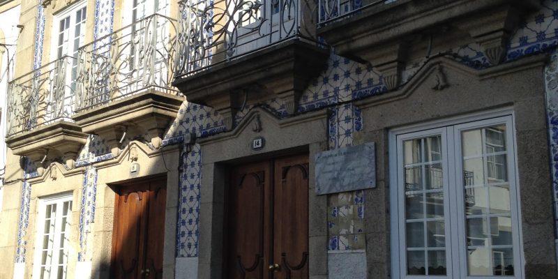 Viaja a Portugal Casa Carvalho Araujo