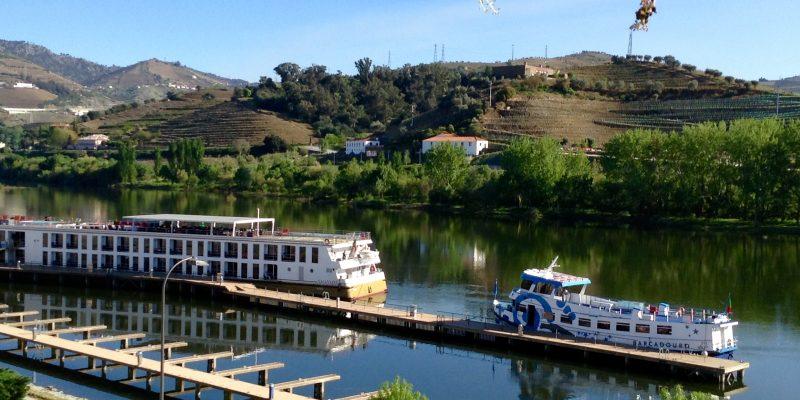 Viaja a Portugal Peso da Regua Cruceros Fluviales
