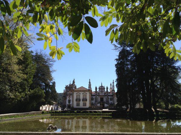 Viaja a Portugal, Casa Mateus Palacio Barroco rodeado de magníficos jardines