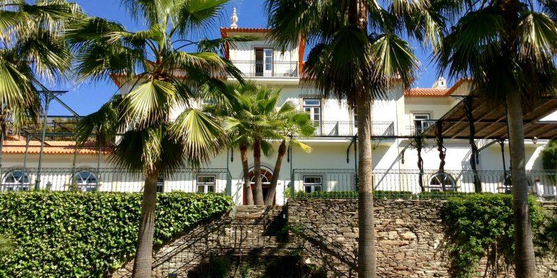 Viajar a Portugal Pinhao Vintage Hotel