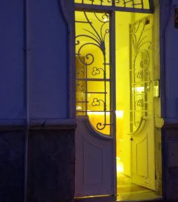 puerta gaioleiro en campo de ourique lisboa