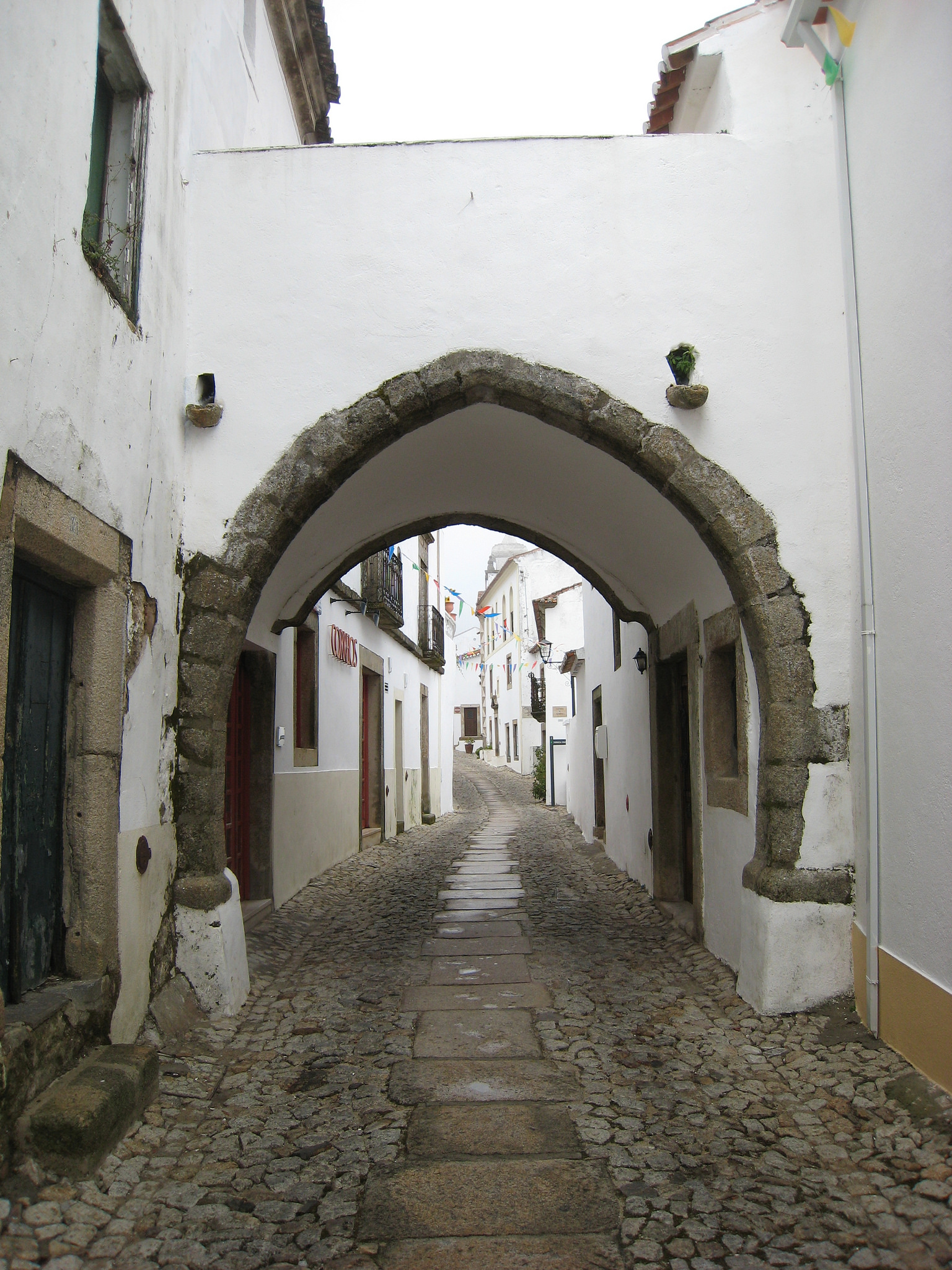 Arco medieval Marvao