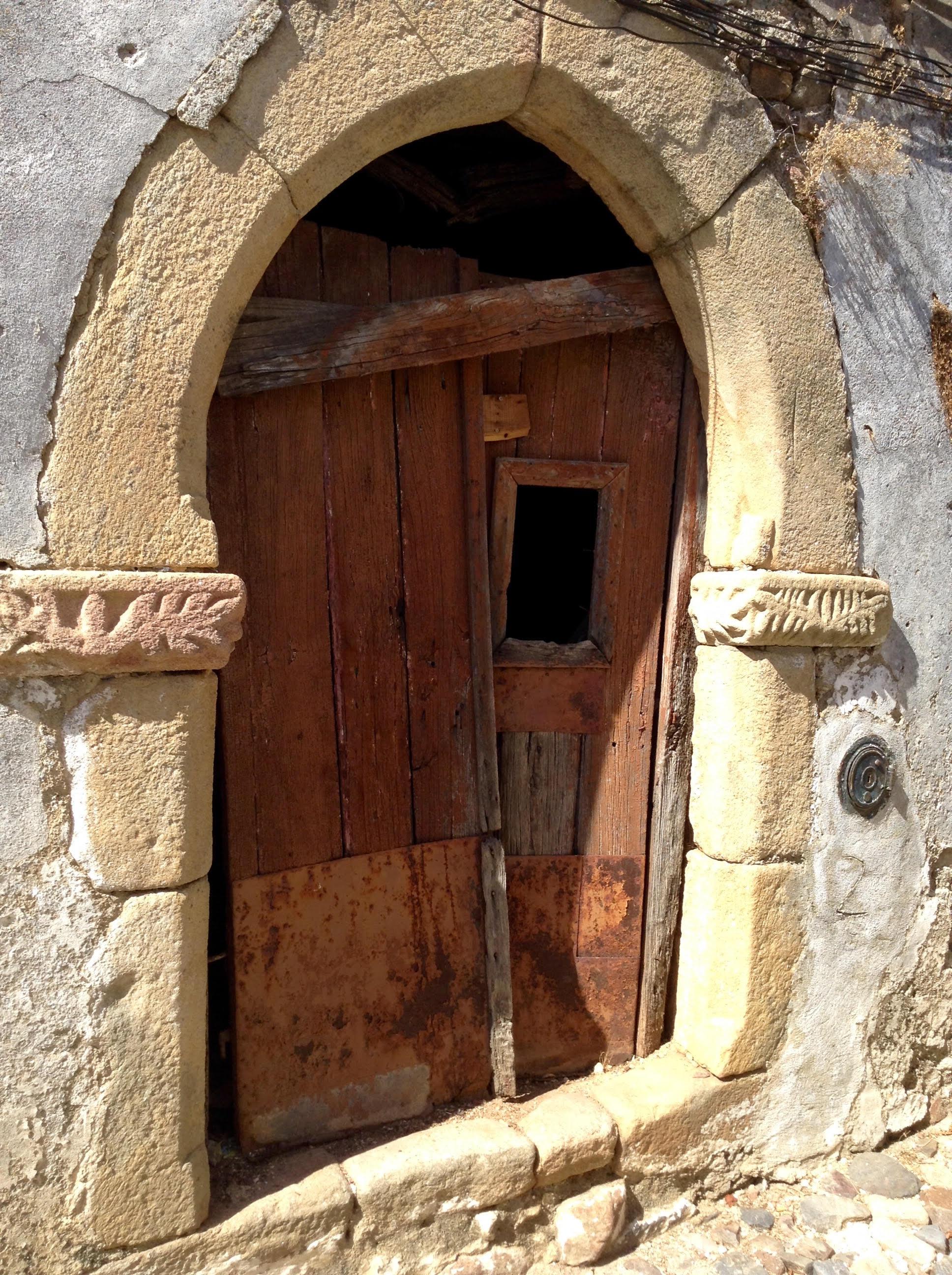 Puerta del barrio judio de Marvao