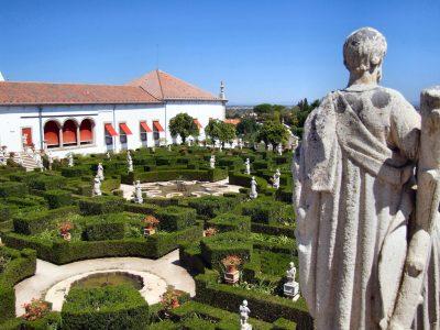 Jardim do Paco Episcopal TCP CMCB