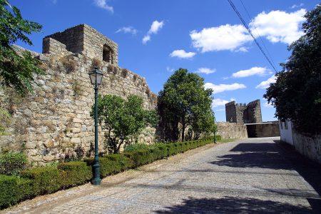 castillo templario castelo branco