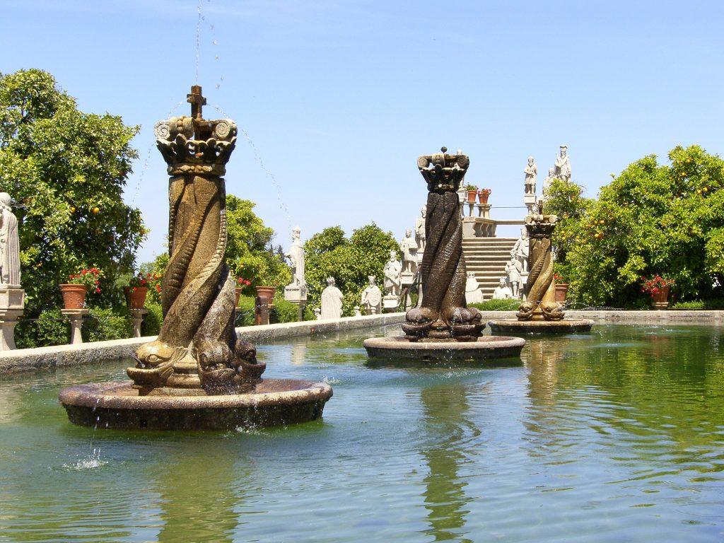 Jardim do Paºo Lago Coroas TCP CMCB