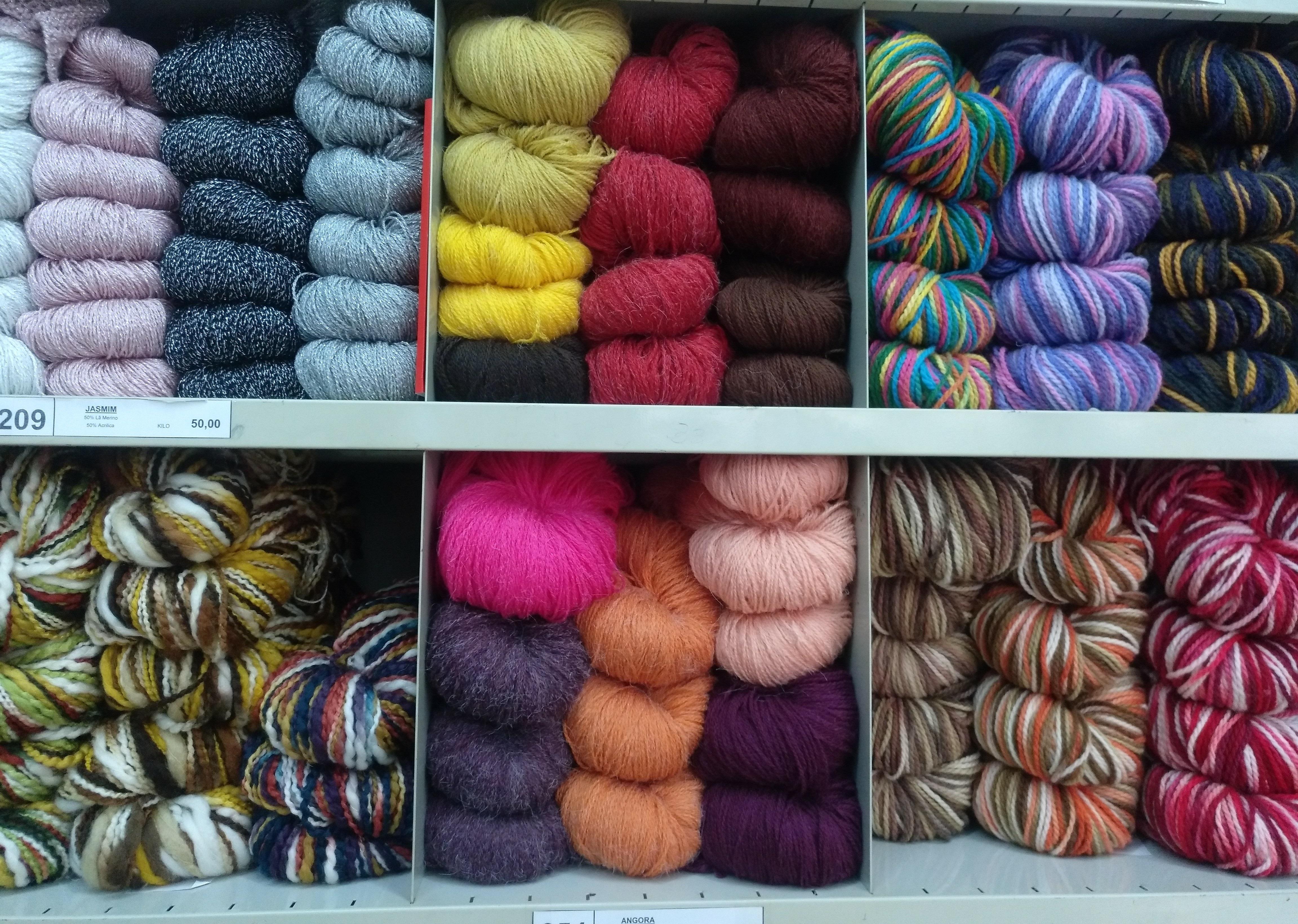 pared multicolor tricots brancal