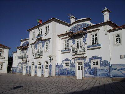 Estación de Tren, Aveiro