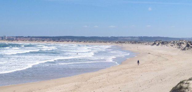 Playas, solitarias y magníficas