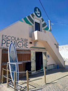Escola de Surf Peniche