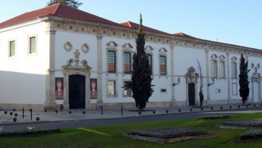 Antiguo Monasterio de Jesús, hoy es el Museo de Aveiro