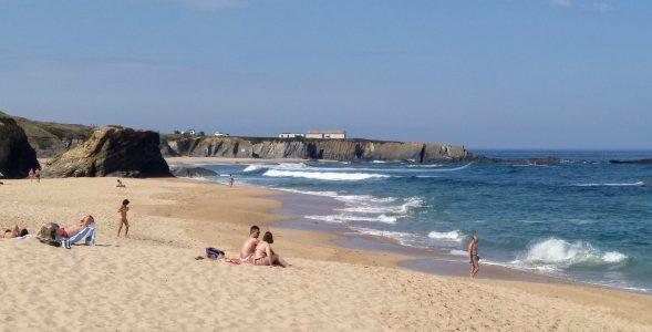 Playa de Almograve