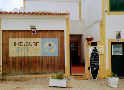 Surf Hostel. Vila Nova de Milfontes