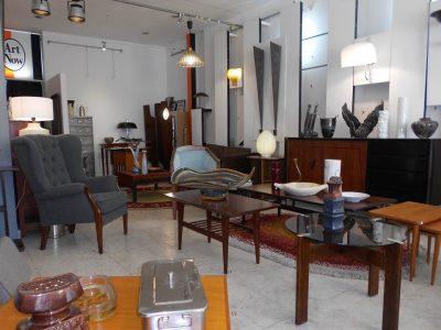 ART Now tienda de antigüedades especializada en art decó y vintage en Lisboa