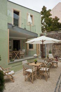 """""""Casa Amora"""", hotelito con encanto escondido en Amoreiras, Lisboa"""