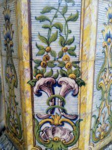 Base columna pergola Quinta dos Azulejos
