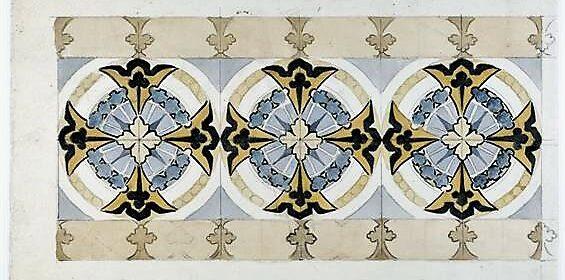 Azulejo epoca Pombalina de Portugal